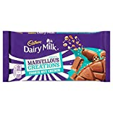 Cadbury Dairy Milk Marvellous Creations Cookie Nut Crunch 200g (Box of 12)