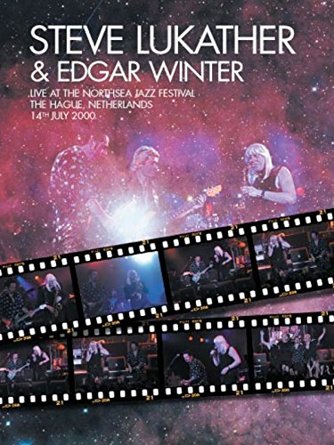 Steve Lukather and Edgar Winter - Live At North Sea Jazz Festival