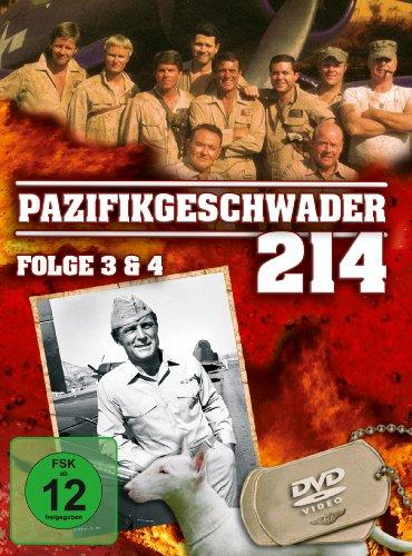 Pazifikgeschwader 214: 1.Staffel, Folge 3&4: Der Unglücksrabe - Freund oder Feind