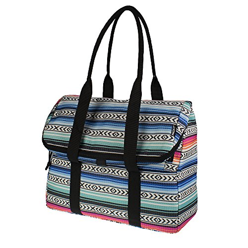 PackIt Freezable Picnic Tote, Fiesta (All In One Picnic Cooler compare prices)