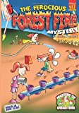 The Ferocious Forest Fire Mystery (Masters of Disasters)