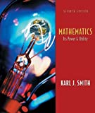 img - for Mathematics: Its Power and Utility book / textbook / text book