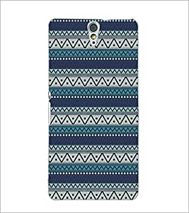 PrintDhaba Pattern D-5209 Back Case Cover for SONY XPERIA C5 ULTRA (Multi-Coloured)