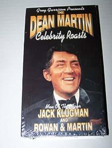 amazoncom dean martin celebrity roasts jack klugman and