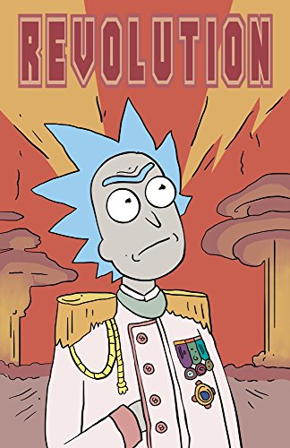 Rick and morty revolution poster shopswell for Rick and morty craft list