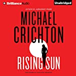 Rising Sun: A Novel | Michael Crichton