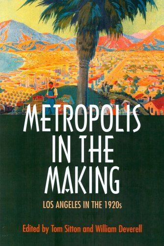 Metropolis In The Making: Los Angeles In The 1920S front-1053468