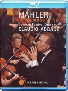 Mahler: Symphony No.5 [Blu-ray] [2011] [Region Free]
