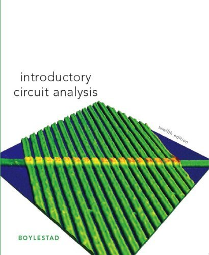Boylestad introductory circuit analysis 12th edition free download.