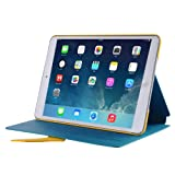 Smart Tech(TM) Basues Case for Apple Ipad Mini/ipad Mini Retina Ultra Slim Lightweight with Smart Cover Auto Wake / Sleep (XINYANG CASE-blue)