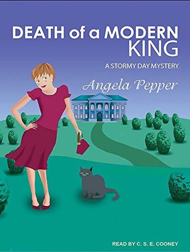 Death of a Modern King (Stormy Day Mystery)