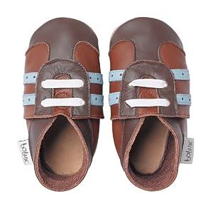 Bobux 460679 - Zapatos Para Gatear de cuero bebé - unisex en BebeHogar.com