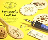 House of Crafts Pyrography Craft Kit by House of Crafts
