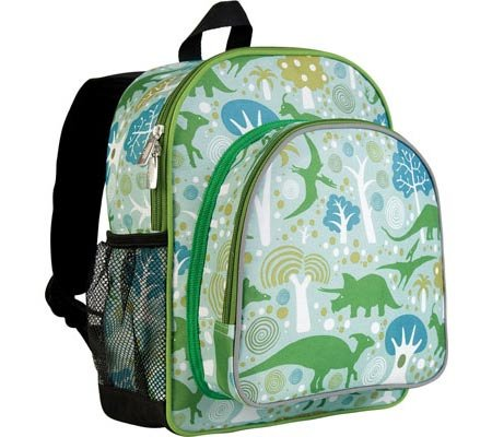 Wildkin Dino-Mite Pack n Snack Backpack