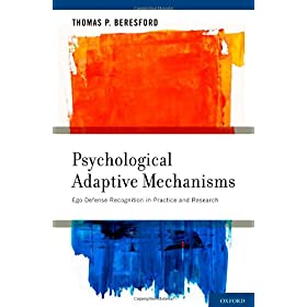 Learn more about the book, Psychological Adaptive Mechanisms: Ego Defense Recognition in Practice and Research