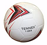 Tennex T-003 Football - Size: 5 Red