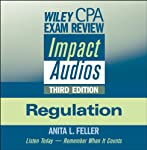 Wiley CPA Examination Review Impact Audios, Second Edition: Regulation | Philip Yaeger