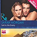 Sold to the Enemy Audiobook by Sarah Morgan Narrated by Antonia Beamish