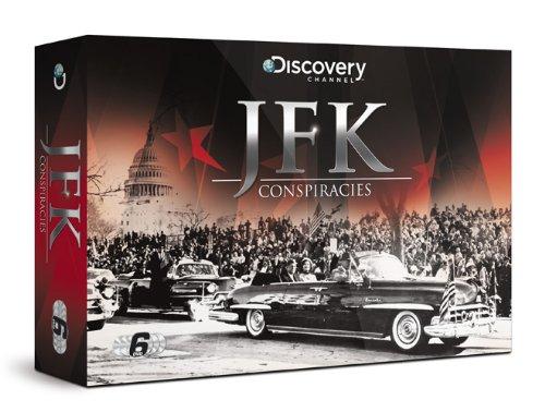 JFK Conspiracies [DVD] [Edizione: Regno Unito]