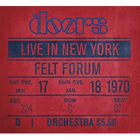 Five To One [Live At Felt Forum, New York City, January 18, 1970 - Second Show]