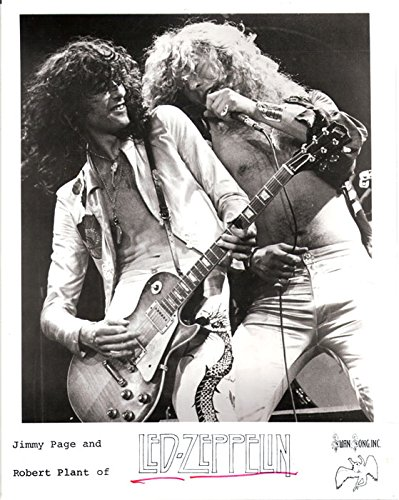 Vintage Music Poster Led Zeppelin