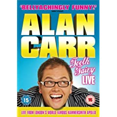 Alan Carr Tooth Fairy Live 2007 DVDRip [KVCD] KICKASS preview 0
