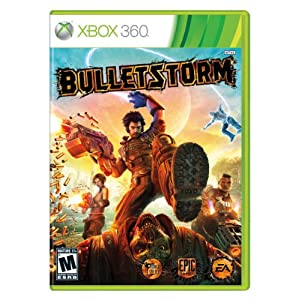 Bulletstorm Epic Edition Pre-order Available, Comes with Gears of War