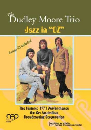 Dudley Moore Trio: Jazz in Oz [DVD]
