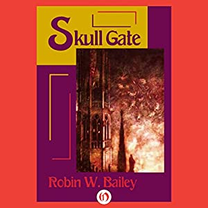 Skull Gate Audiobook
