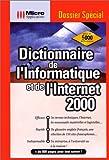 echange, troc Andreas Voss - Dictionnaire de l'informatique et de l'Internet 2000