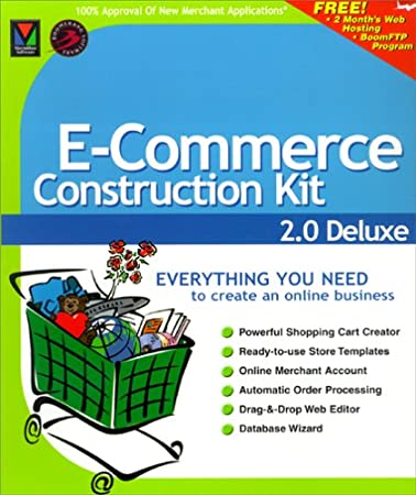 E-Commerce Construction Kit 2.0 Deluxe