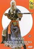 Shaolin Invincible Sticks [1979] [DVD]