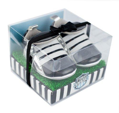 First Cleats Soft Safe Newborn Novelty Footwear,0-6