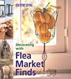 Decorating with Flea Market Finds