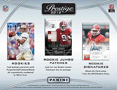 2015 Panini Prestige NFL Football HOBBY box (24 pk)