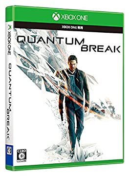 Quantum Break (特典【『Alan Wake』ご利用DLコード】&初回特典【『Alan Wake`s American Nightmare』ご利用DLコード】 同梱)