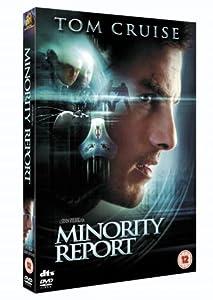 Minority Report - Single Disc Edition [2002] [DVD]