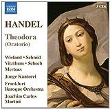 ヘンデル:オラトリオ「テオドラ」全曲