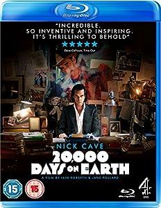 20,000 Days on Earth [Blu-ray]