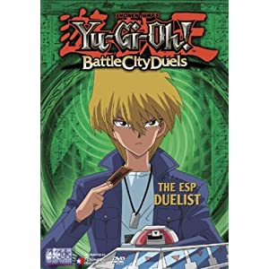 Yu-Gi-Oh: Esp Duelist - Season 2 V.3 movie