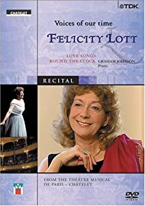Voices Of Our Time: Felicity Lott [DVD] [Region 1] [NTSC] [US Import]