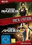 Tomb Raider Underworld & Tomb Raider Anniversary Double Pack - [PC]