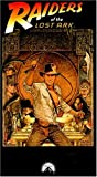 Raiders of the Lost Ark VHS Tape