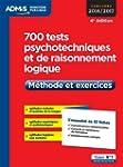 700 tests psychotechniques et de rais...