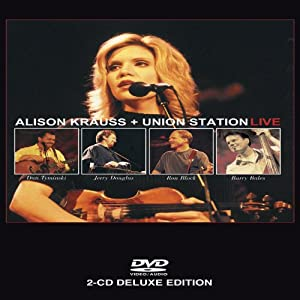 Alison Krauss And Union Station: Live [DVD] [2002]