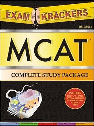 Examkrackers MCAT: Complete Study Package (Examkrackers)