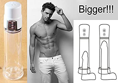 Electric Penis Extender, Automatic Dildo Enlargement Vacuum Pump