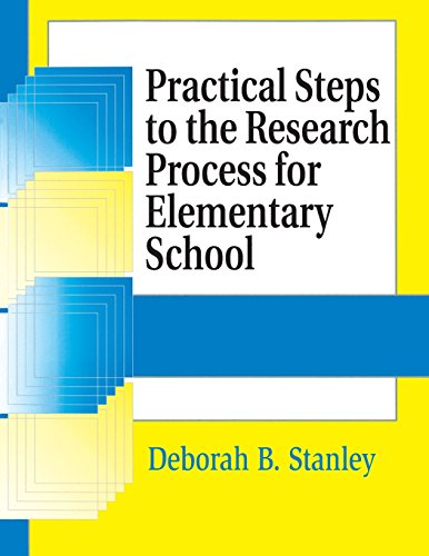 Practical Steps to the Research Process for Elementary School (Information Literacy Series)