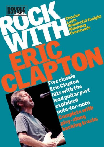 Rock with Eric Clapton [DVD]