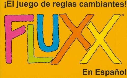 Fluxx En Espanol (Spanish Fluxx)